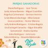 PAREJAS GANADORAS DE LA BODA COLECTIVA